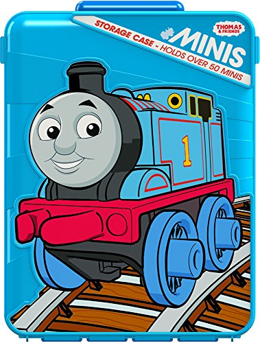 Thomas & Friends Minis Storage Case Train (Train Thomas Lego)