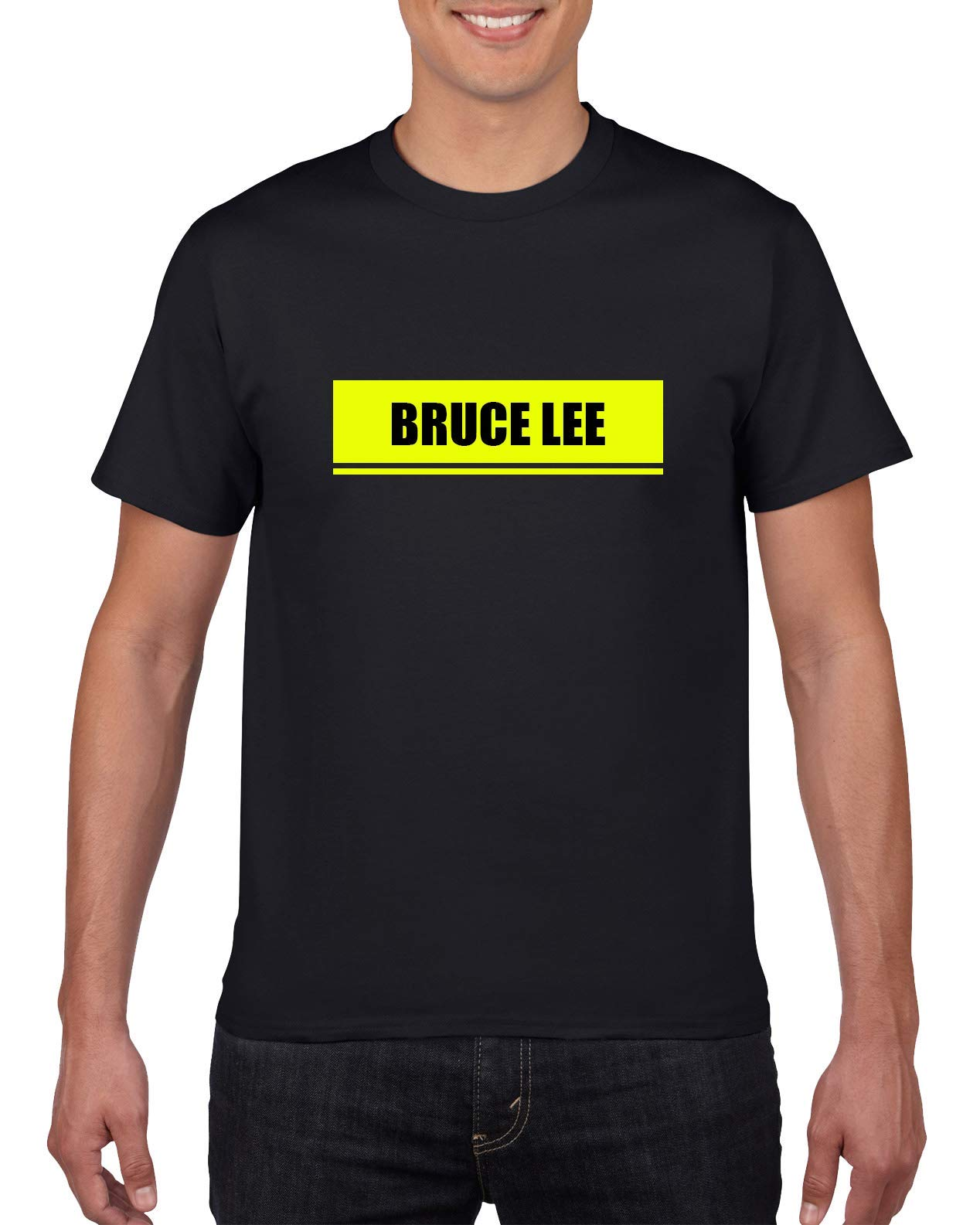 Bruce Lee Designer Choice T Shirt Graphics Tee Best Gift For Someone Special 5270