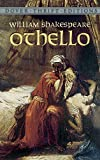 Othello (Dover Thrift Editions), William Shakespeare, 0486290972