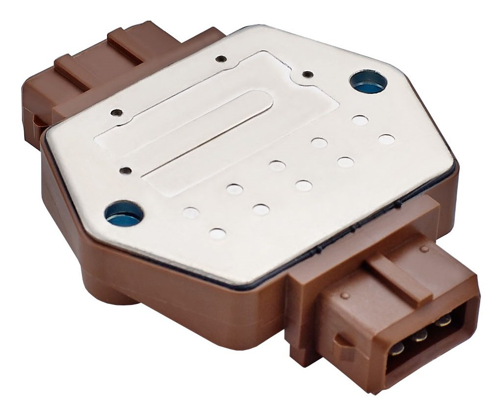 Ignition Control Module for Various V6 2.8L Audi Compatible with RB128 LX641 4A0905351 4A0905351A