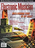 img - for Electronic Musician Magazine, July 1998 (Vol. 14, Issue 7) book / textbook / text book