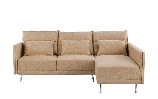 Housel Living Sofa, Brown