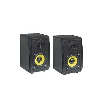 Dynavox Tg 1000b Hifi Regal Lautsprecher 50 Watt Schwarz Paar