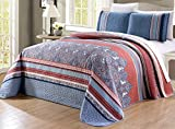 King Size Bed and California King 3-Piece Oversize (115