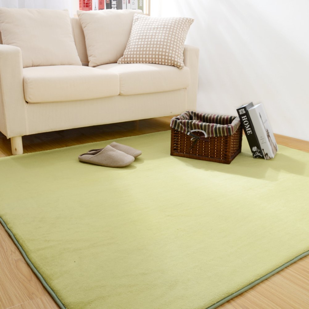 DIDIDD Modern Simple Carpets/ Bedroom Blanket for Bedroom /Living Room,Sofa, Carpet,A,130180Cm(51X71Inch)