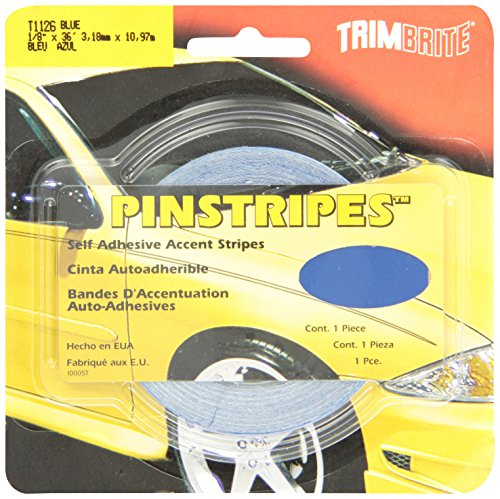 Trimbrite T1126 Pinstripe Tape Blue product image