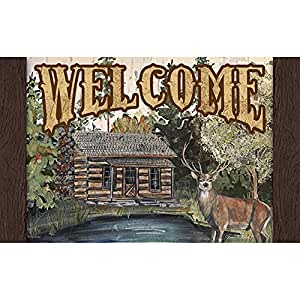 Carson Sign Insert - Welcome to The Cabin