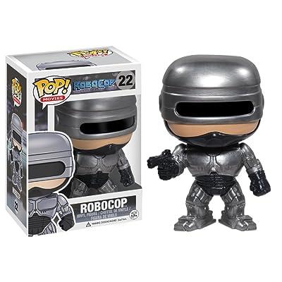 Funko POP Movies: Robocop Vinyl Figure: Funko Pop! Movies: Toys & Games