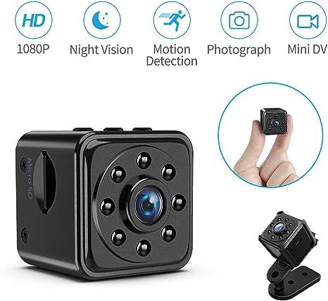 WIFI Camera 1080P HD Wireless Home Security Spy Hidden Smart Mini Surveillan Lot