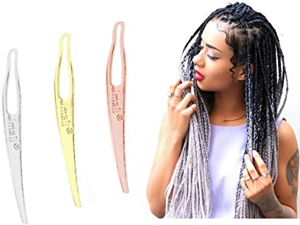 Dreadlock Crochet Tools Hair Extensions Interlocking Tools Hair Locking Tool