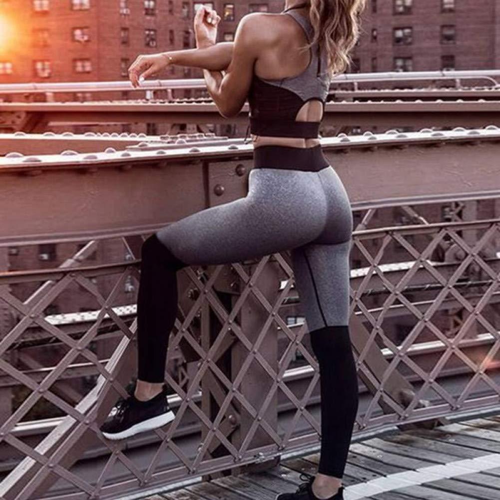 Yundongyi Tank Top Fitness Sport Anzüge Frauen Yoga Kleidung Set Workout Sportbekleidung Weibliche Trainingsanzüge Athletische Laufbekleidung