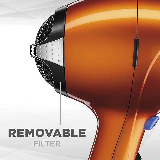 Conair 259NPY secador - Secador de pelo (1.156 kg) Naranja: Amazon.es: Salud y cuidado personal