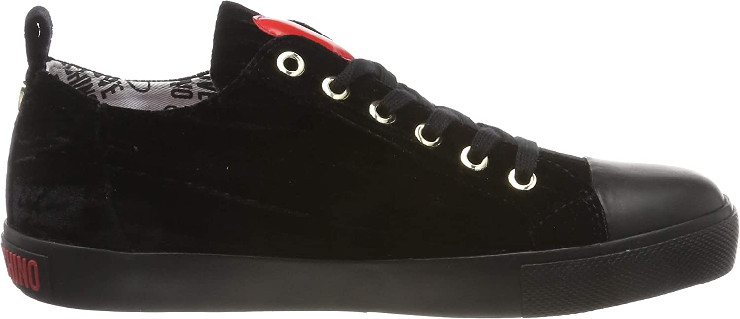 Love Moschino Womens Low-top