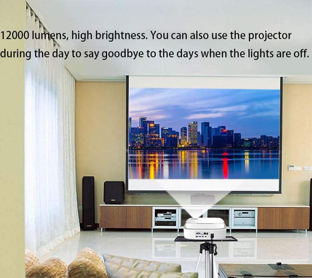 BAL Proyector diurno, WiFi Proyector Inteligente, 1080p HD Android Home Theater. Pantalla de 200 Pulgadas, Compatible con USB/Hdmi/AV/Vga.: Amazon.es: Hogar