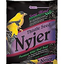 F.M. Brown's Song Blend Nyjer Thistle Seed for Pets, 2-Pound