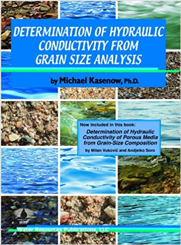 Determination Of Hydraulic Conductivity Of Porous Media From