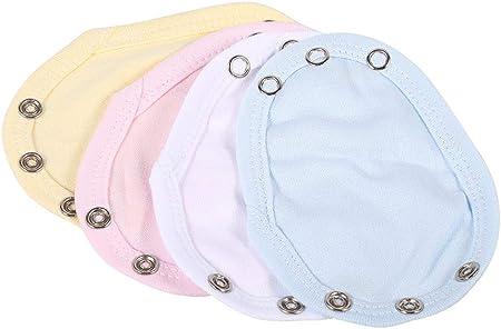 Nuestro extensor de mono es muy práctico de usar para los trajes de mameluco del bebé, los bebés cre