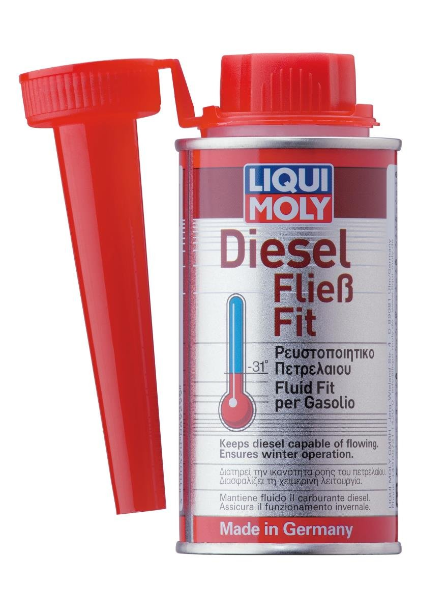 Liqui Moly 8929 Fluid Fit per Gasolio