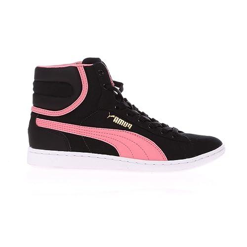 8eb59079a Puma VIKKY MID CV 35790401, mujer Zapatillas, color Negro, talla 41:  Amazon.es: Zapatos y complementos