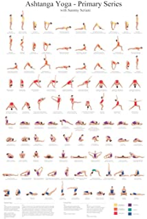 Amazon.com: Ashtanga Vinyasa Yoga Primary Series Poses ...
