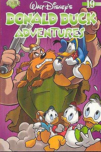 Donald Duck Adventures Volume 19 (Walt Disney's Donald Duck Adventures) (No. 19)
