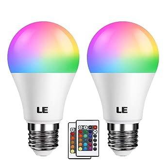Rgbw E27 16 Chaud 2700kAmpoule Ampoules Ever De Couleur E27Avec Lighting Changement 6wMulticolore Couleurs Et Le Led Blanc knOP80wX