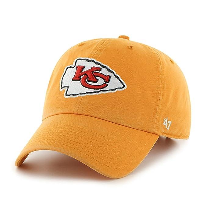 377dc666c9267 Kansas City Chiefs - Logo ajustable Gorra de béisbol de Los  Amazon.es   Ropa y accesorios