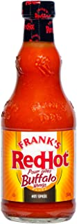 product image for Frank's RedHot, Hot Sauce, Hot Buffalo Wings, 354ml/12 oz