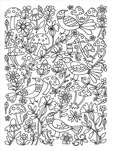 100 jardines para colorear / Glorious Gardens (Arte antiestrés ...