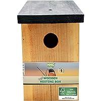Handy Home and Garden Caja Nido de Madera
