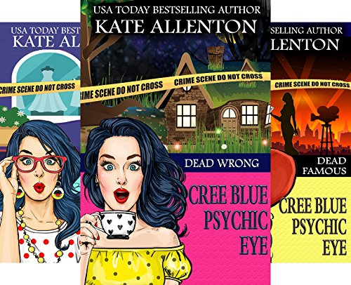 A Cree Blue Psychic Eye Mystery (4 Book Series)