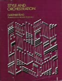 Style and Orchestration, Read, Gardner-, 0028721101