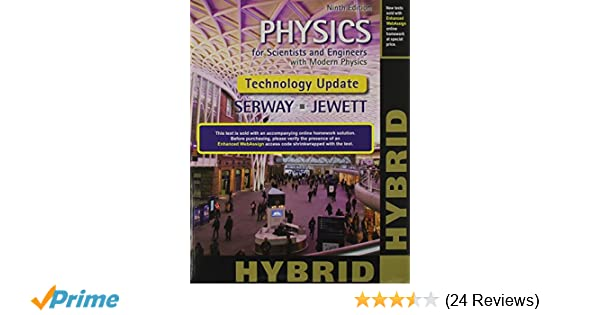 Amazon physics for scientists and engineers with modern amazon physics for scientists and engineers with modern revised hybrid with enhanced webassign printed access card for physics multi term courses fandeluxe Image collections