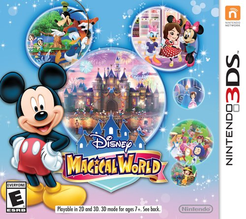 Disney Magical World - Nintendo 3DS by Nintendo (Image #6)