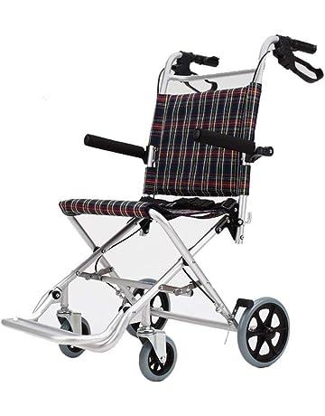 Sillas de ruedas asistidas y de transporte | Amazon.es