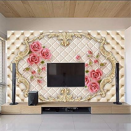 Fushoulu Personalizzato 3D Photo Wallpaper Per Pareti Home ...