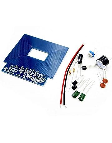 Detector de metales simple Localizador de metales Producción electrónica DC 3V - 5V DIY Kit Materiales