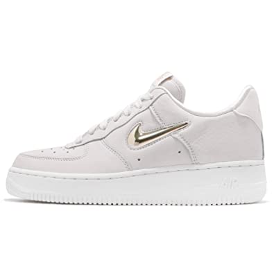 factory price 2c305 094b1 Nike Unisex Adults Air Force 1  07 Premium Lx Gymnastics Shoes, Grey  (Phantom