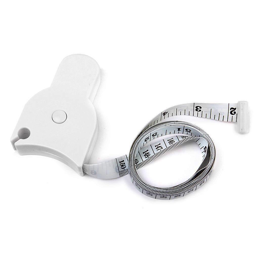 RETYLY Koerper Band Massnahme fuer Messen Taille Diaet Gewicht Verlust Fitness Gesundheit