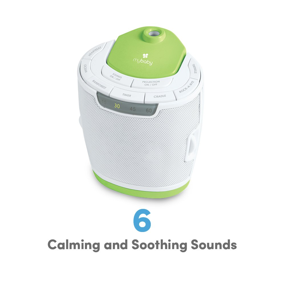 Galleon Mybaby Soundspa Lullaby Sound Machine