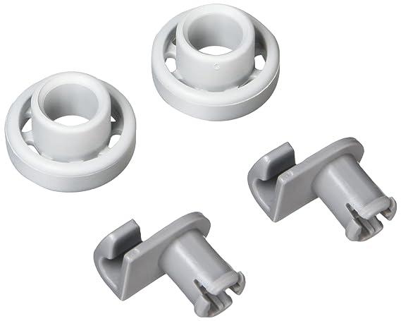 Bosch para cesta superior de lavavajillas ruedas 424717: Amazon.es ...