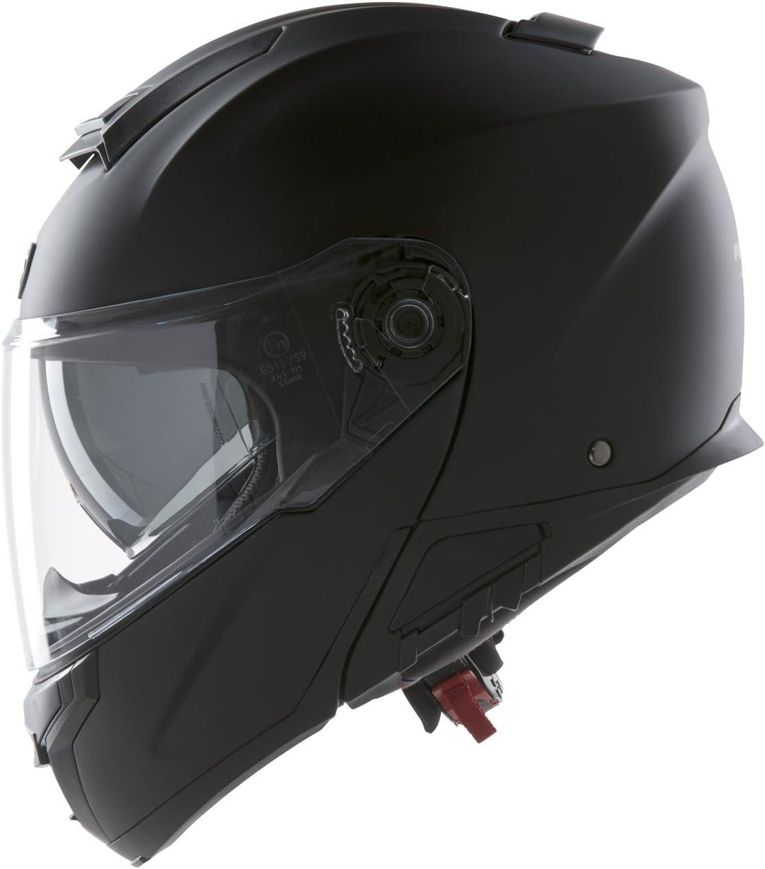 Panthera casco modular Hybrid nero opaco taille M