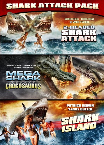 (2 Headed Shark Attack / Mega Shark vs. Crocosaurus / Shark)
