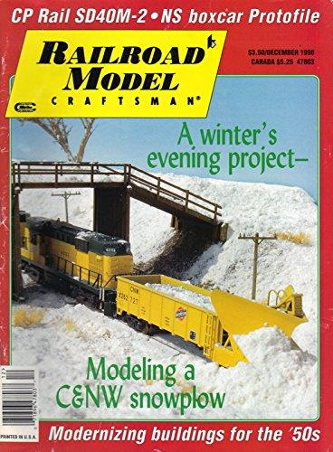Railroad Model Craftsman (December 1998, Volume 67, Number ()