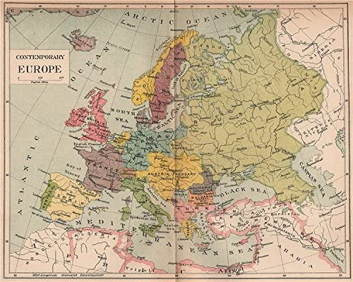 36+ 1910 Map Of Europe Background