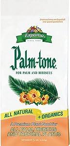 Espoma PM20 20Lb Palm Tone Pl Food, 20-Pound