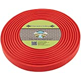 Country Brook Design 1 Inch Red Polypro Webbing, 25 Yards