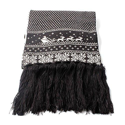 grueso de bufanda monocrom punto Accessoryo TvOWqO