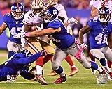 "Mark Herzlich New York Giants 2015 NFL Action Photo (Size: 20"" x 24"")"