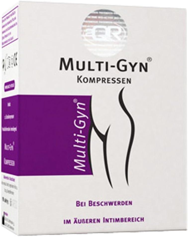 Multi-Gyn Perineum Compresses by Multi-Gyn